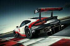 WEC - Video: Porsche präsentiert den neuen 911er für die WEC 2017