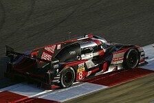 WEC Bahrain 2016 Qualifying LMP1 Audi Porsche Toyota Reaktionen