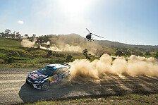 WRC - Bilder: Rallye Australien - Tag 1