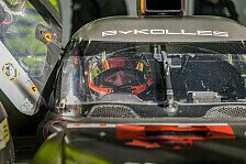Robert Kubica testet Manors Ginetta-LMP1 - WEC-Start 2018/19?