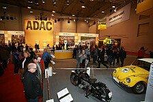 ADAC präsentiert Programm '17 auf Essen Motor Show