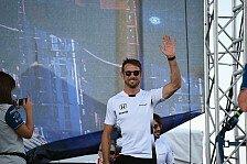 Jenson Button kündigt endgültigen F1-Abschied an