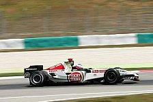 Formel 1 - B·A·R mit positivem Start zufrieden