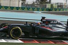 Brown: McLaren braucht mehr Sponsoren