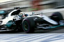 Qualifying in Abu Dhabi: Mercedes-Pilot Lewis Hamilton auf Pole beim WM-Finale