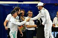 Rosberg-Nachfolge: Hamilton mit Spitze gegen Vettel