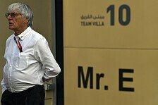 Bernie Ecclestones Zukunft nach dem Formel-1-Aus: Der Ex-Zampano auf Jobsuche