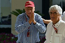 Lauda um Formel 1 besorgt: Liberty Media arbeitet gegen die DNA