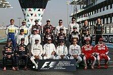 Diese Fahrer wollen ein Formel-1-Cockpit für 2017: Von Wehrlein bis Maldonado