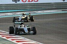 Pro & Contra: War Lewis Hamiltons Fahrweise in Abu Dhabi unsportlich?