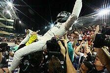 Live-Ticker aus Abu Dhabi: Nico Rosberg ist Formel-1-Weltmeister 2016