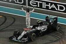 Team für Team - Abu Dhabi GP: Rennen