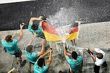 Reaktionen auf Weltmeister Nico Rosbergs Rücktritt aus der Formel 1
