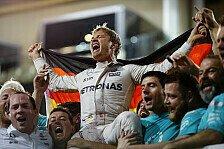 Rosberg per Facebook: Spontan-Besuch in Wiesbaden