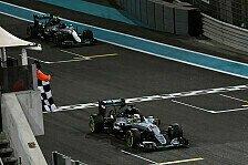 Trotz Rosberg-Titel: Keine Rekordquoten in Abu Dhabi für RTL