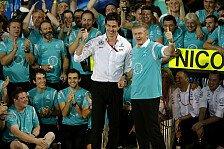 Formel 1 - Wolff über 2017: Charaktertest für unser Team