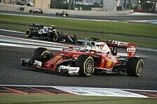 Tops und Flops des Abu Dhabi GP 2016, Ferrari enttäuscht auch im Positiven