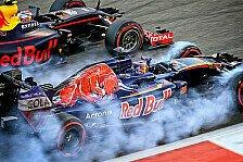 Toro Rosso wie Haas und Sauber: 2019 wieder Red Bulls B-Team