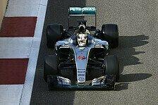 Letzte Pirelli-Tests des Jahres von Hamilton-Eklat überschattet
