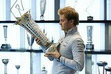 Fährt Formel-1-Weltmeister Nico Rosberg 2017 für Mercedes in der WRX?