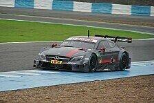 Edoardo Mortara: So lief sein Debüt für Mercedes