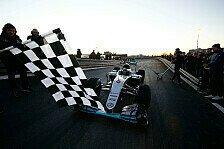 Wie geht es bei Weltmeister Nico Rosberg nach dem Formel-1-Rücktritt weiter?