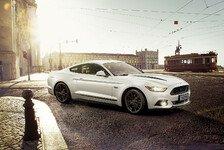 Auto - Ab Januar 2017: Ford Mustang Black Shadow Edition