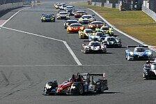 Mehr Sportwagen - Fuji: Sieg im zweiten Saisonrennen für Maggi