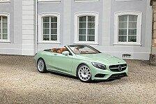 Auto - Carlsson präsentiert veredeltes S-Klasse Cabriolet