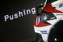 Toyota-Comeback bei der Rallye Monte Carlo: Hauptsache ankommen