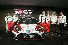 WRC - Bilder: Toyota Yaris WRC Launch
