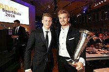 ADAC Motorsport - Nico Rosberg vom ADAC in München ausgezeichnet
