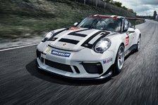 Games - iRacing: Porsche-Lizenz, 911 GT3 Cup im Januar