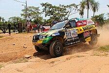 Dakar - Ellen Lohr live von der Rallye Dakar, Tag 1