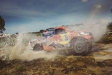 Dakar - Bilder: 1. Etappe