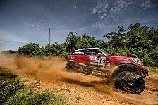 Reisetagebuch: Ellen Lohr live von der Rallye Dakar - Tag 3: