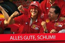 Formel 1 - Video: Michael Schumacher hat Geburtstag