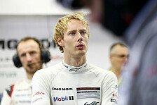 Brendon Hartley startet für Herberth-Porsche bei den 24 Stunden von Dubai 2017