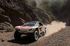 Reisetagebuch: Ellen Lohr live von der Rallye Dakar - Tag 8