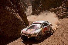 Dakar - Video: Price verletzt, Sainz crasht - die Unglücks-Etappe in Bolivien