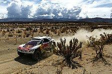 Loeb entgeht nur knapp Frontal-Crash mit Quads