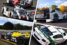 Mehr Sportwagen - Prototypen- und GT-Sport: Sieben Themen 2017