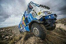 Reisetagebuch: Ellen Lohr live von der Rallye Dakar - Tag 9