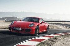 Porsche bringt sportliche Sondermodelle des 911er