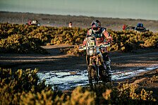 Honda gewinnt vierte Etappe in Folge, Sam Sunderland wohl Dakar-Sieger