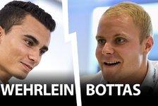 Bottas oder Wehrlein: Wer ist besser für Mercedes als Rosberg-Nachfolger?