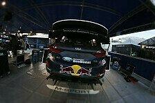 Fan-Highlight: Armin Kremer bei Rallye Deutschland im 2017er WRC