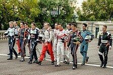 WRC - Video: Der Start der Rallye Monte Carlo aus Sicht von Hyundai