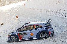 WRC - Video: Hyundai: Best of Slow Motion bei der Rallye Monte Carlo