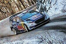 M-Sport-Neuzugang Ogier gewinnt Rallye Monte Carlo